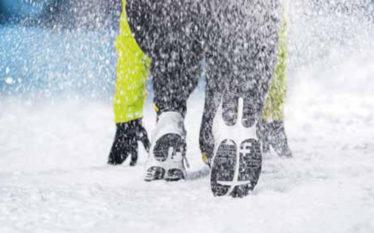 Slik bør du løpe om vinteren